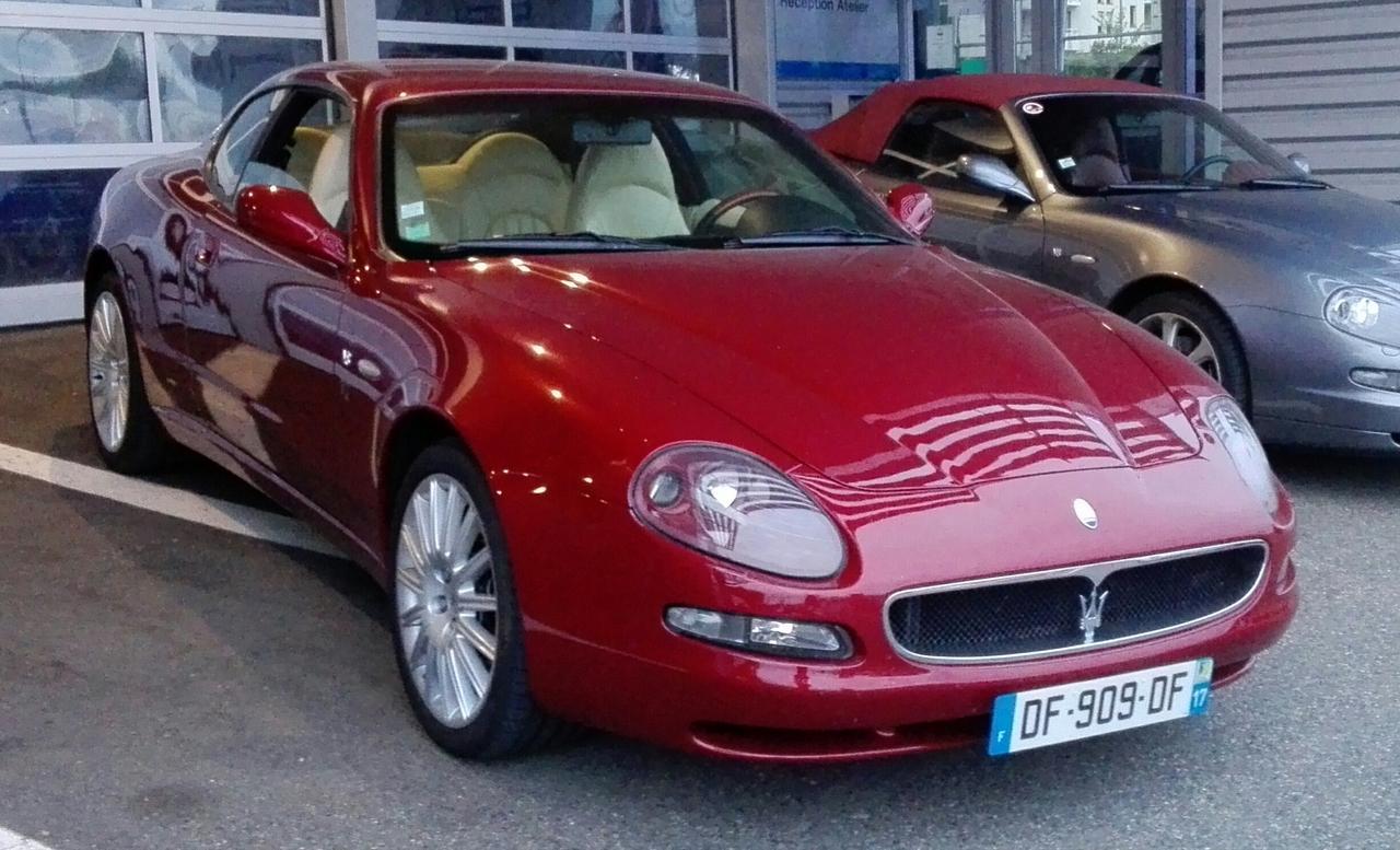 [VENDUE] Maserati 4200 GT boîte manuelle Rosso bologna IMG_20180531_215613