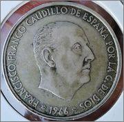 100 pesetas - Franco 1966 100_ptas_Franco_1966_1