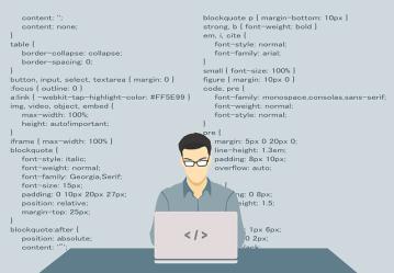 Lenguajes de programación con los que nunca te quedarás sin trabajo Programmer_1653351_640