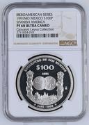 """México - 100 pesos (1991) - """"Columnario"""" Obverse_full_2711824-010_2017_1_10_1_21_3"""