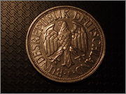 2 Mark. Alemania. 1951. Stuttgart  P3293661