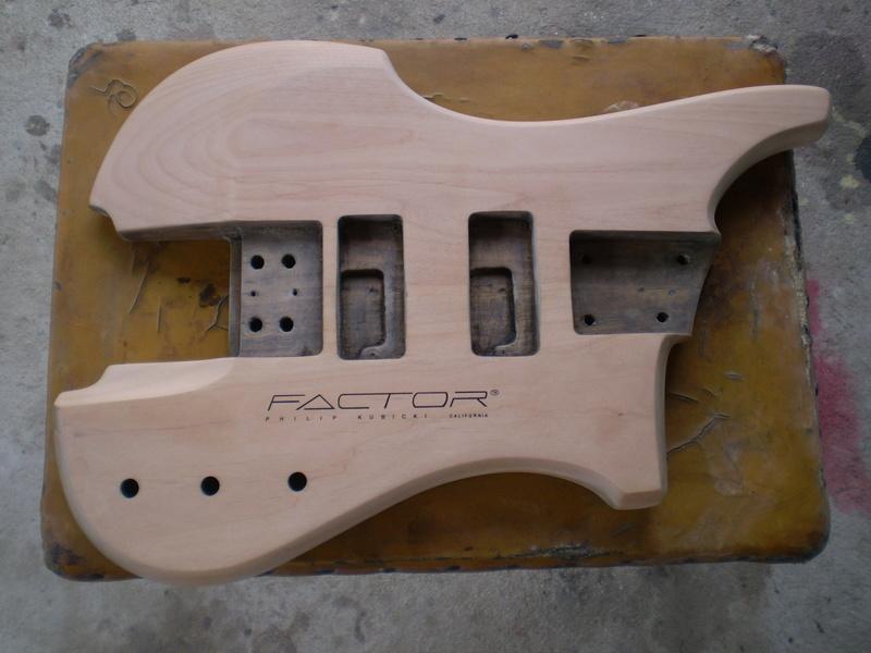 Construção inspirada Les Paul Custom, meu 1º projeto com braço colado (finalizado e com áudio) - Página 3 Imagem_182