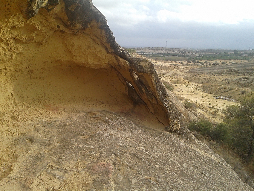 MI INSTINTO DE JABALÍ Y LOS PETROGLIFOS Petroglifo32