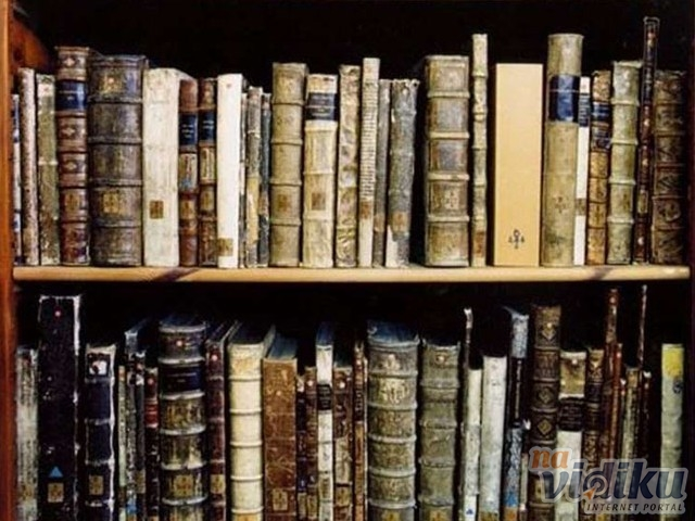 Kakva je korist od čitanja? Ove slike to znaju. Stare-knjige16709
