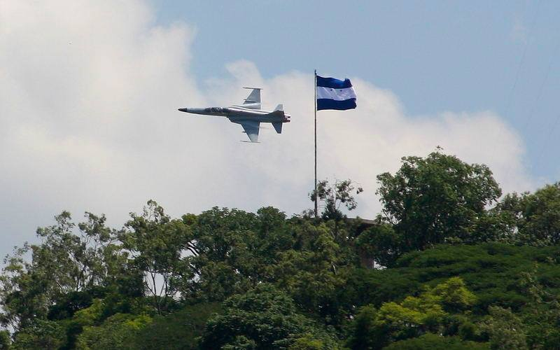 Fuerzas Armadas de Honduras 557138_529571837114128_1663807655_n