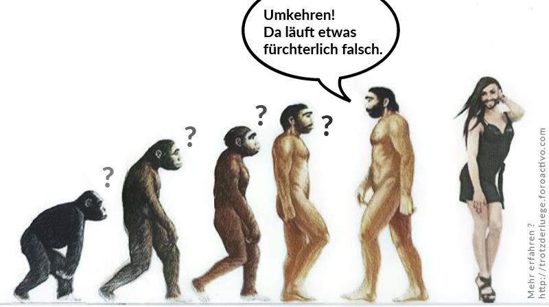 Menschen stammen NICHT vom Affen ab! - Seite 2 Umkehren