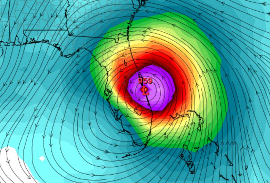 Hurricane Matthew Update  Euro5