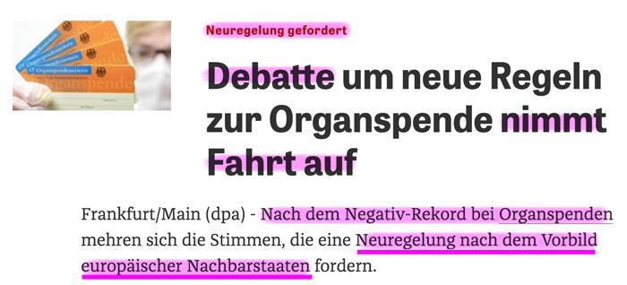 Organspende / Transplantation Orga_07