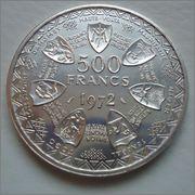 500 Francos 1972 Estados de Africa del Oeste Image