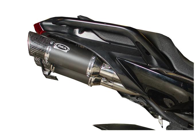 Escapes IRA - Yamaha FZ6 IRA_GP_FZ6_02