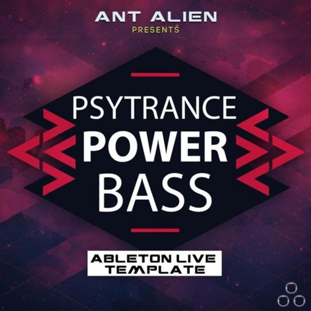Ableton Live Template - Psytrance Powerbass Artworks-000403093488-nd4zsx-t500x500