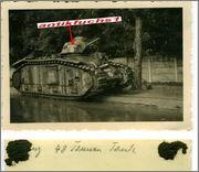 Камуфляж французских танков B1  и B1 bis Char_B_1_bis_140_1_Mulhouse