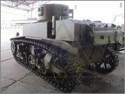 Американский легкий танк M3A1 Stuart, Музей отечественной военной истории, д. Падиково Московской области M3_A1_Padikovo_006