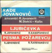 Rade Jovanovic - Diskografija Zadnja