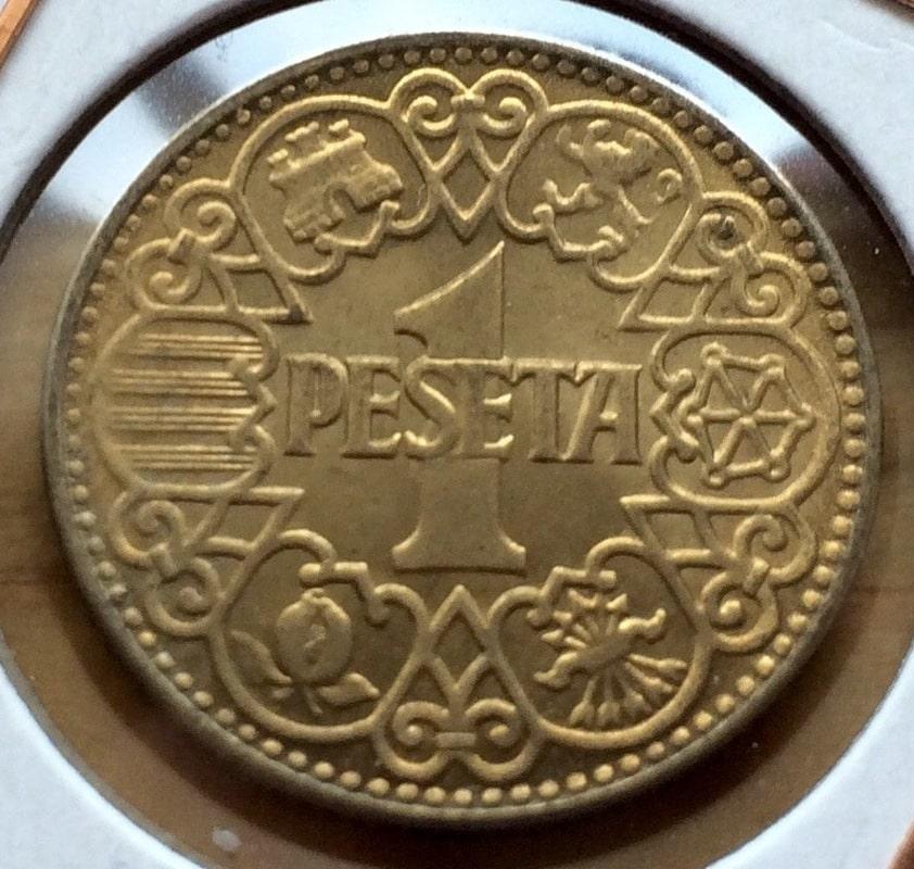 1 peseta 1944. Estado Español IMG_3269