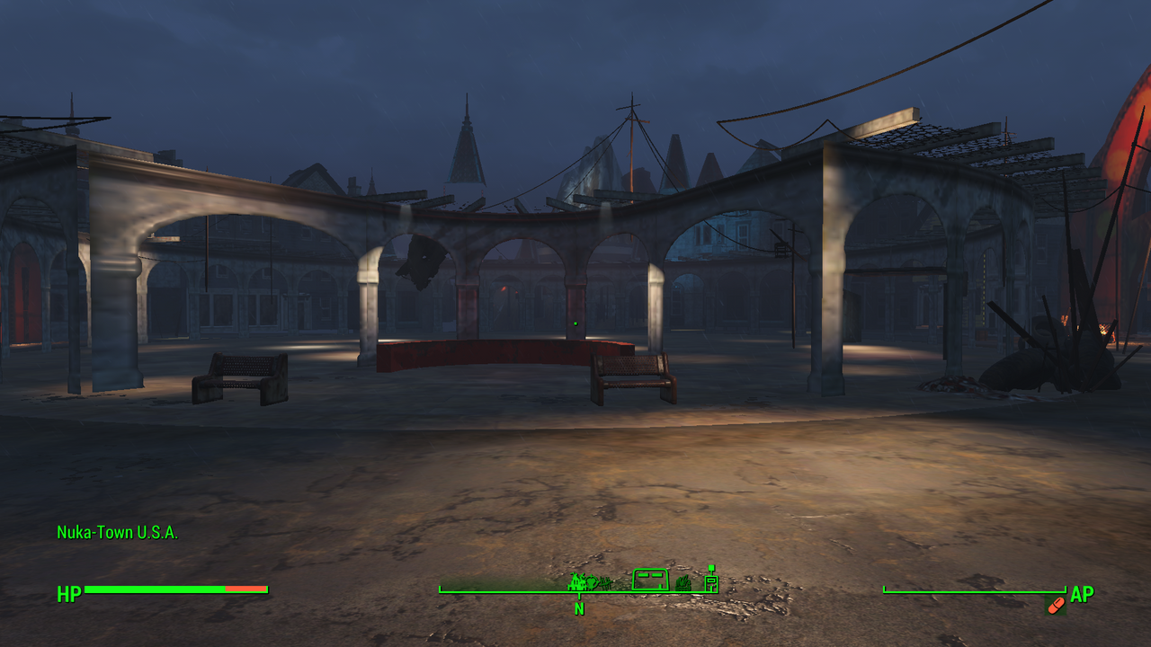 Assets not loading in(Fallout 4) Enb2018_7_17_08_06_51