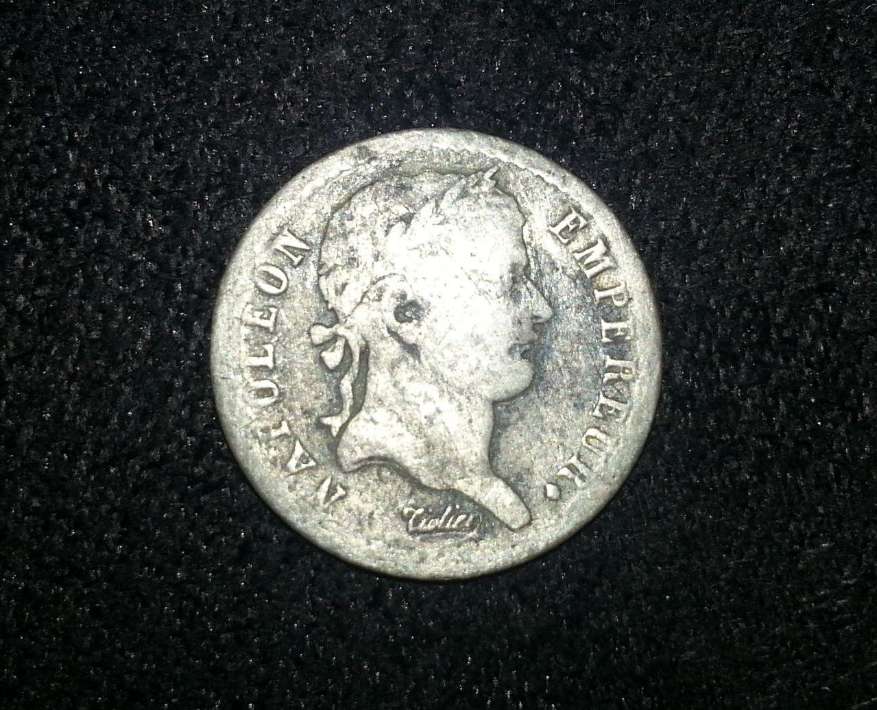 1/2 Franco de Napoleón Bonaparte. 1808. Paris. 20130904_004502