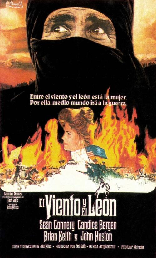 """Cine """"0 a 10"""" (puntuación a la última película vista, críticas, etc.) - Página 4 El_viento_y_el_leon"""