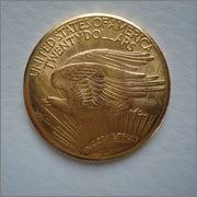20 Dolares 1926 USA (Saint Gaudens) Image