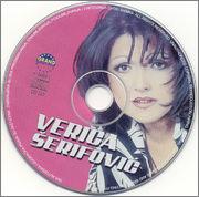 Verica Serifovic - Diskografija 2003_CD