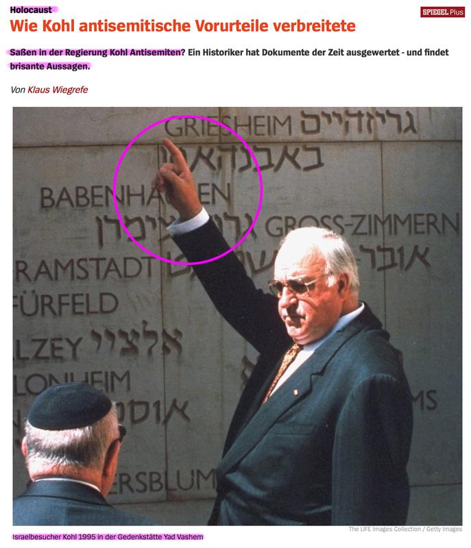 Allgemeine Freimaurer-Symbolik & Marionetten-Mimik - Seite 11 Kohl_001