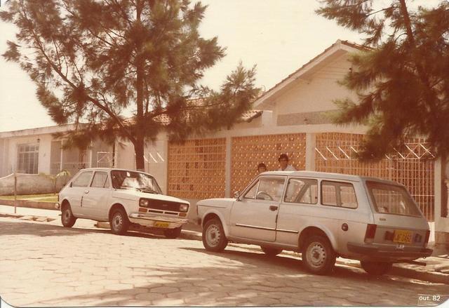 Auto Storiche in Brasile - FIAT Outubro_1982