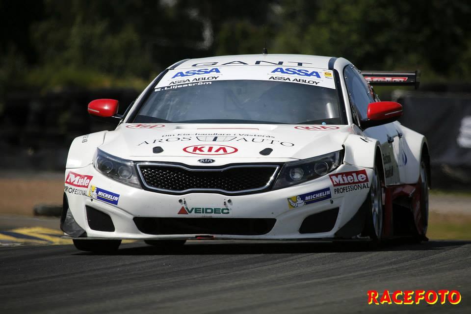 STCC with KIA (Swedish Touring Car Championship) 10422591_850657198356009_5861211504510447798_n