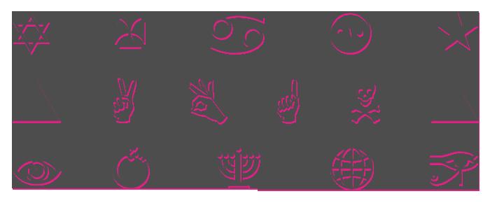 Symbolik im Allgemeinen und im weiteren Sinne Symbolism2