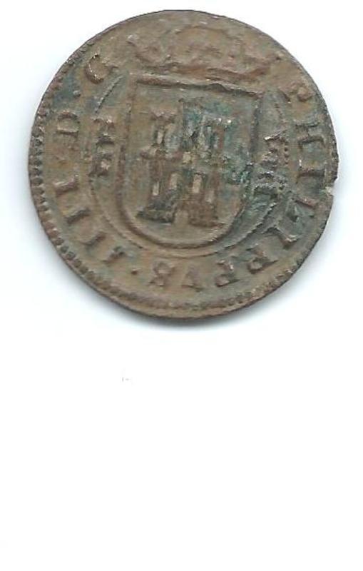 8 maravedis Felipe IV  Image