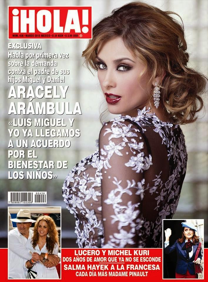 Aracely Arambula Vs Kate Del Castillo Image