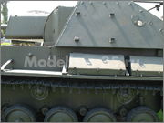 Советская легкая САУ СУ-76М,  Военно-исторический музей, София, Болгария 76_053