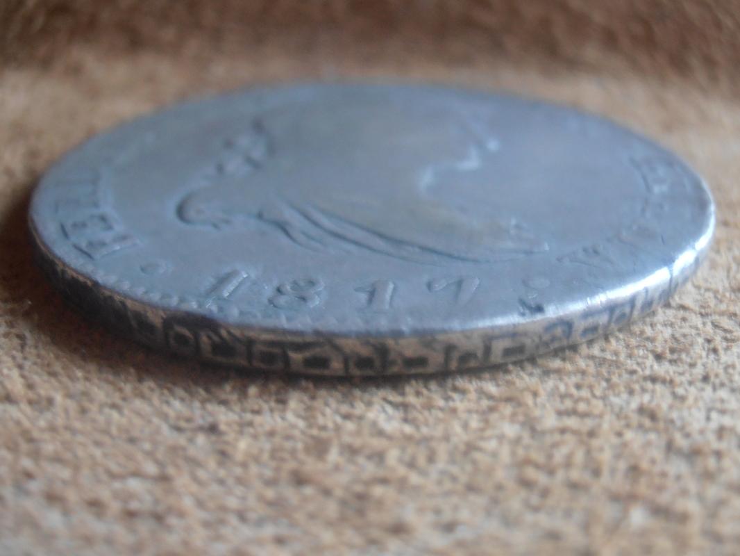 8 reales 1817. Fernando VII. Méjico  P9038606
