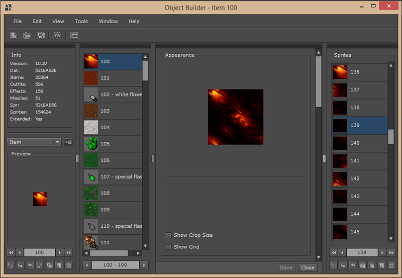Object Builder Object_buider