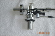 FS: Mayware Formula IV tonearm, exotic rewiring from Japan DSC_0379