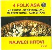 4 folk asa Najveci hitovi - Kolekcija Picture
