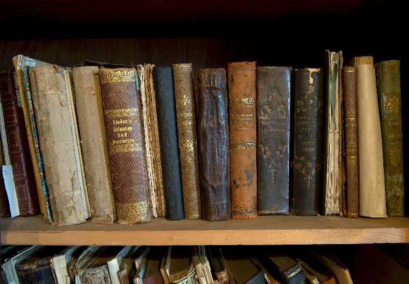 Kakva je korist od čitanja? Ove slike to znaju. Stara-i-rijetka-knj-fr-008