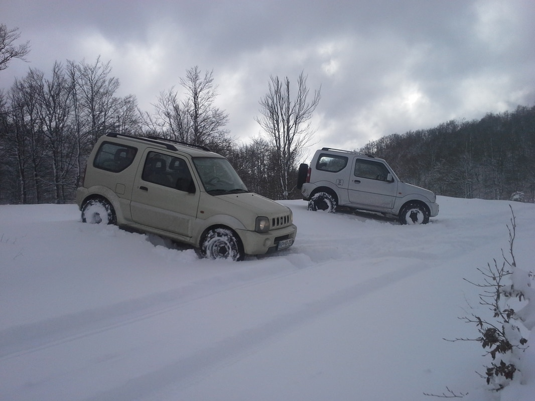 Suzuky Jimny ... miniterenac by Mad ... 20170225_124632