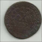 10 Reis. Portugal. 1764  X_reis_1764_anverso
