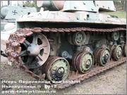 Советский тяжелый танк КВ-1, ЛКЗ, июль 1941г., Panssarimuseo, Parola, Finland  1_005