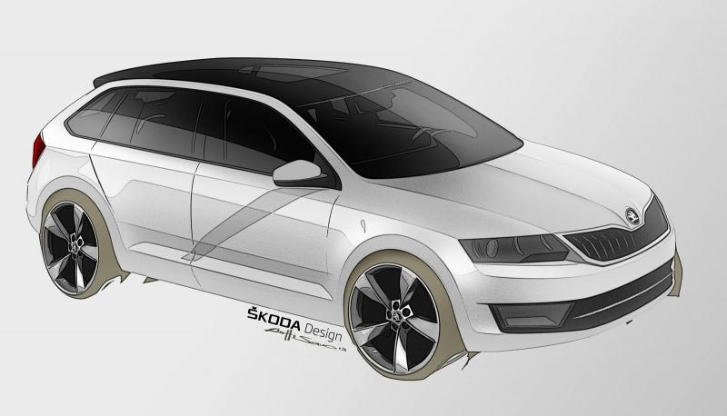 [Présentation] Le design par Skoda Skoda_Rapid_Spaceback_2014_nove_Frankfurt_37_800