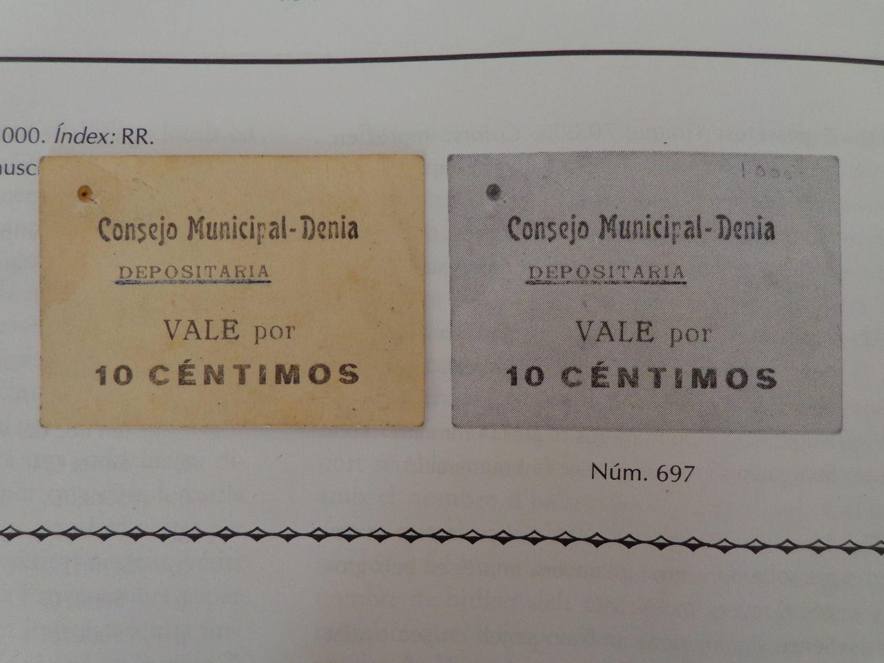 10 Centimos Denia (Alicante), 1937 DSC00445