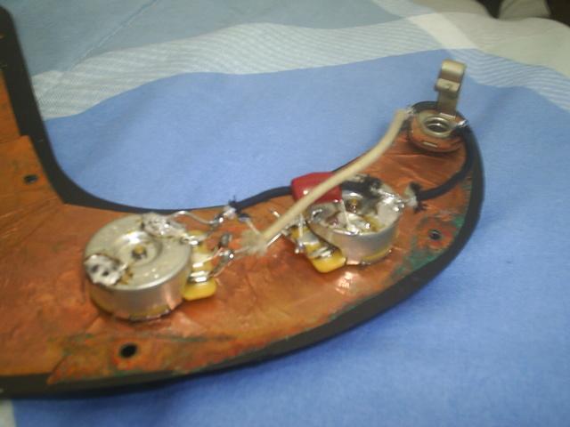 Ligação Bartolini P Bass S3010006