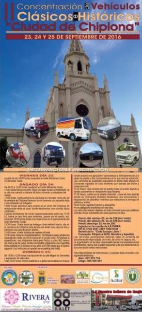 EVENTOS SEPTIEMBRE 2016 Cartel_Chipiona_2016