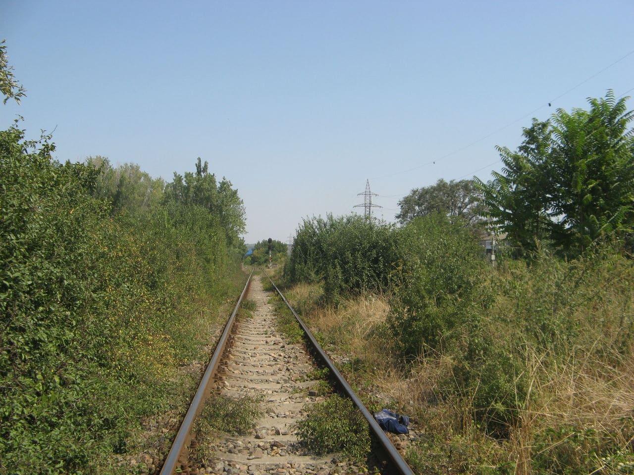 Calea ferată directă Oradea Vest - Episcopia Bihor IMG_0018