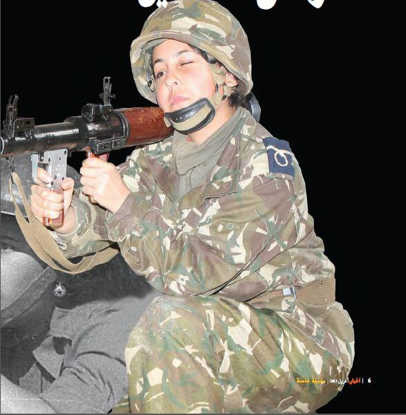 القوات البرية الجزائرية  - صفحة 6 Image