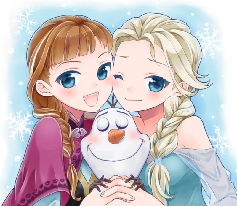 Frozen: Aclarando varios puntos y mi opinión sobre la película (hay spoilers) Frozen_Disney_full_1707645