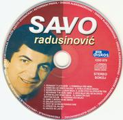 Savo Radusinovic 2006 - Sesnaest ti leta bese / Jedno pismo, jedna suza DUPLI CD Savo_Radusinovic_2006_-_CD_1_Sesnaest_Ti_Leta_Be