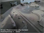 """Немецкая тяжелая САУ  """"JagdPanther""""  Ausf G, SdKfz 173, Deutsches Panzermuseum, Munster Jagdpanther_Munster_036"""