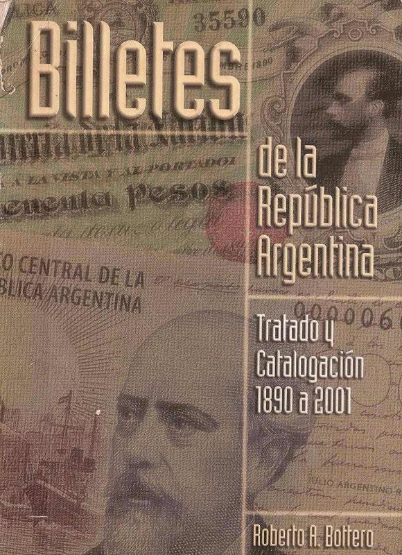 Busco: Catálogo Billetes Argentinos de Roberto A. Bottero 973_000