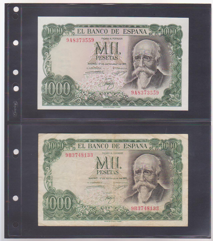 1000 Pesetas 1971 (Serie 9A) 1000_pesetas_1971_serie_9_A_002